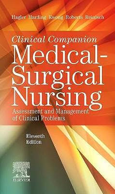 Portada del libro 9780323551557 Clinical Companion to Lewis's Medical-Surgical Nursing. Assessment and Management of Clinical Problems