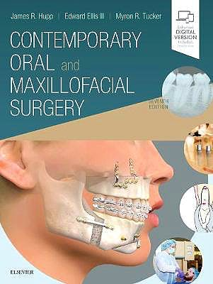 Portada del libro 9780323552219 Contemporary Oral and Maxillofacial Surgery (Print and Online)