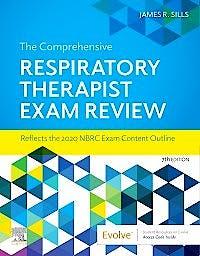 Portada del libro 9780323553674 The Comprehensive Respiratory Therapist Exam Review