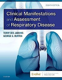 Portada del libro 9780323553698 Clinical Manifestations and Assessment of Respiratory Disease