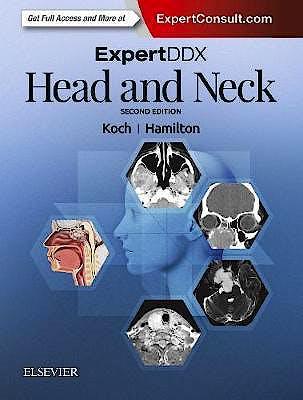 Portada del libro 9780323554053 Expert DDX: Head and Neck (Print and Online)