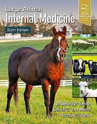 Portada del libro 9780323554459 Large Animal Internal Medicine