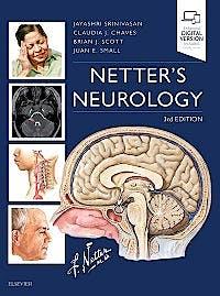Portada del libro 9780323554763 Netter's Neurology