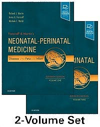Portada del libro 9780323567114 Fanaroff and Martin's Neonatal-Perinatal Medicine. Diseases of the Fetus and Infant, 2 Vols. (Print + Online)
