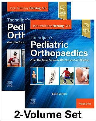 Portada del libro 9780323567695 Tachdjian's Pediatric Orthopaedics. From the Texas Scottish Rite Hospital for Children, 2 Volume Set (Includes Digital Version)