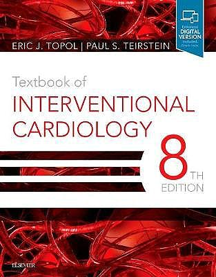Portada del libro 9780323568142 Textbook of Interventional Cardiology (Print + Online)