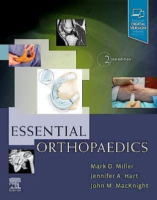 Portada del libro 9780323568944 Essential Orthopaedics