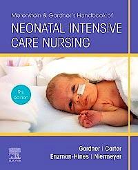 Portada del libro 9780323569033 Merenstein and Gardner's Handbook of Neonatal Intensive Care. An Interprofessional Approach