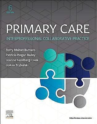 Portada del libro 9780323570152 Primary Care. Interprofessional Collaborative Practice