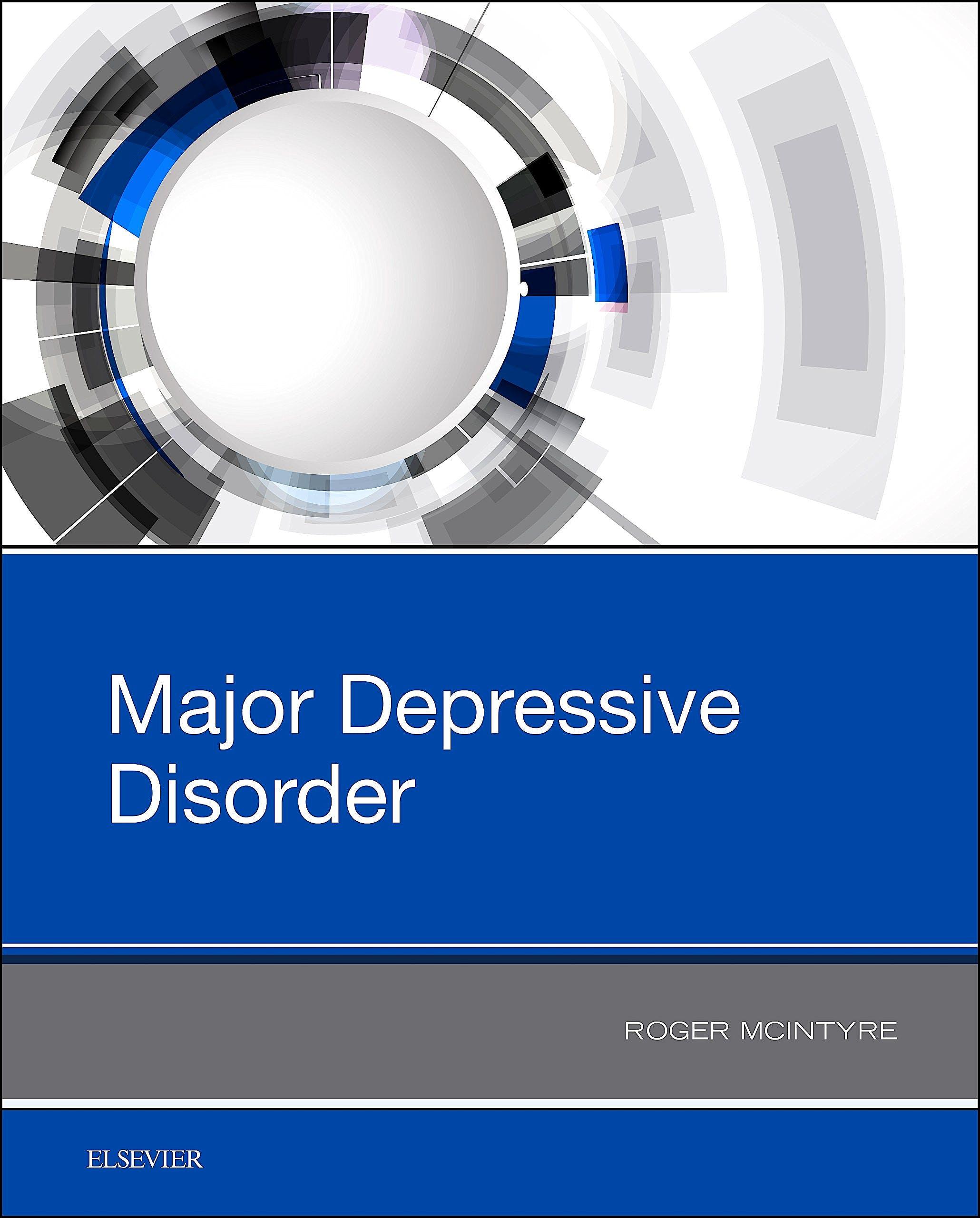 Portada del libro 9780323581318 Major Depressive Disorder