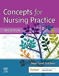Portada del libro 9780323581936 Concepts for Nursing Practice (with E-Book Access on VitalSource)