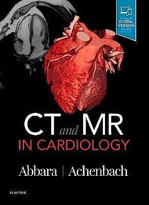 Portada del libro 9780323582124 CT and MR in Cardiology