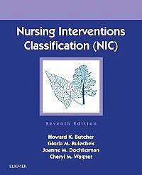 Portada del libro 9780323583428 Nursing Interventions Classification (NIC)