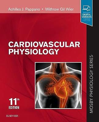 Portada del libro 9780323594844 Cardiovascular Physiology (Mosby Physiology Series) (Print and Online)
