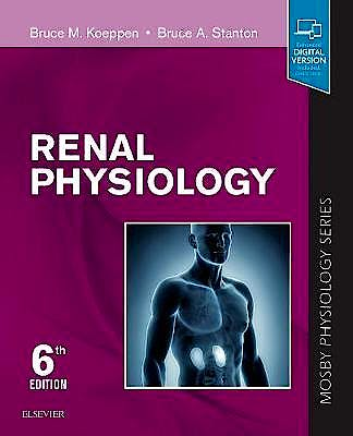 Portada del libro 9780323595681 Renal Physiology (Mosby Physiology Series) (Print and Online)