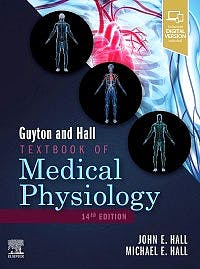 Portada del libro 9780323597128 Guyton and Hall Textbook of Medical Physiology