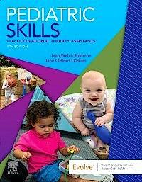 Portada del libro 9780323597135 Pediatric Skills for Occupational Therapy Assistants