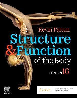 Portada del libro 9780323597807 Structure and Function of the Body