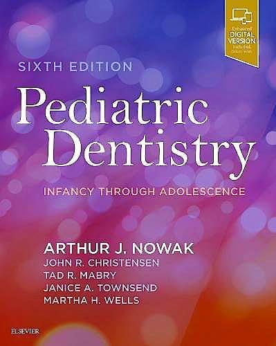 Portada del libro 9780323608268 Pediatric Dentistry. Infancy Through Adolescence (Print and Online)