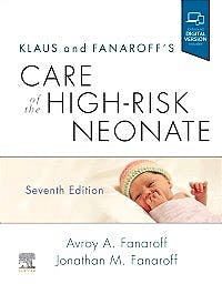 Portada del libro 9780323608541 Klaus and Fanaroff's Care of the High-Risk Neonate