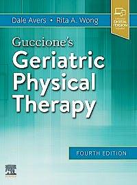 Portada del libro 9780323609128 Guccione's Geriatric Physical Therapy