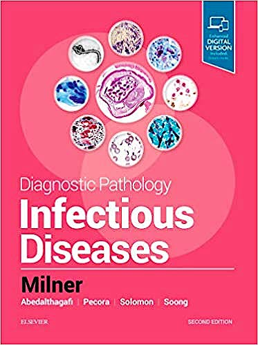 Portada del libro 9780323611381 Diagnostic Pathology. Infectious Diseases (Print + Online)