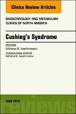 Portada del libro 9780323612937 Cushing's Syndrome (An Issue of Endocrinology and Metabolism Clinics of North America) POD
