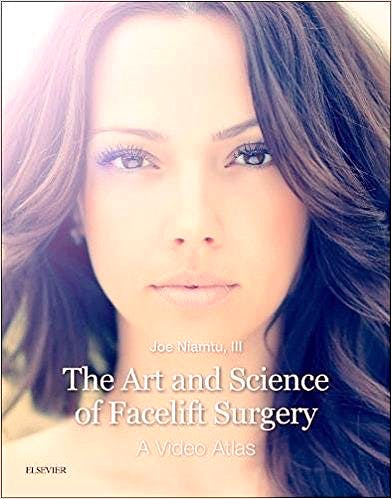 Portada del libro 9780323613460 The Art and Science of Facelift Surgery. A Video Atlas (Print and Online)