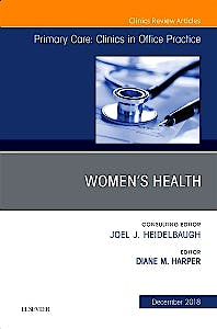 Portada del libro 9780323613804 Women's Health (An Issue of Primary Care: Clinics in Office Practice)
