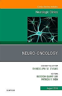 Portada del libro 9780323614023 Neuro-Oncology (An Issue of Neurologic Clinics)