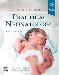 Portada del libro 9780323624794 Workbook in Practical Neonatology