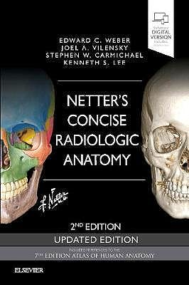 Portada del libro 9780323625326 Netter's Concise Radiologic Anatomy (Updated Edition) (Print and Online)