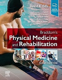Portada del libro 9780323625395 Braddom's Physical Medicine and Rehabilitation (Print + Online)