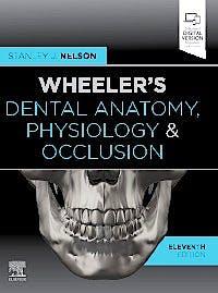 Portada del libro 9780323638784 Wheeler's Dental Anatomy, Physiology and Occlusion