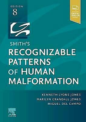 Portada del libro 9780323638821 Smith's Recognizable Patterns of Human Malformation