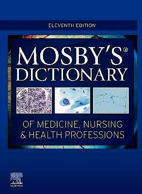 Portada del libro 9780323639149 Mosby's Dictionary of Medicine, Nursing and Health Professions