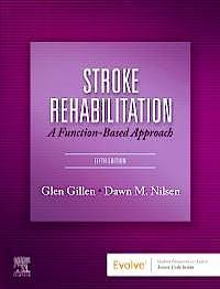 Portada del libro 9780323639941 Stroke Rehabilitation. A Function-Based Approach