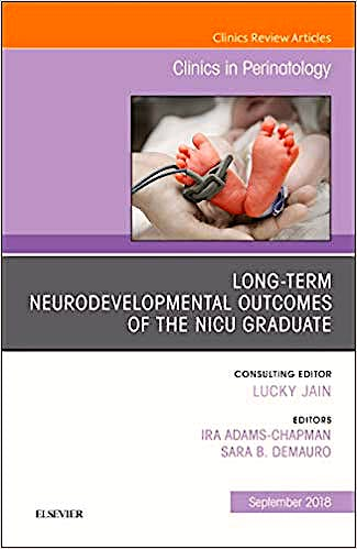 Portada del libro 9780323641456 Long-Term Neurodevelopmental Outcomes of the NICU Graduate (An Issue of Clinics in Perinatology) POD