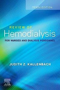 Portada del libro 9780323641920 Review of Hemodialysis for Nurses and Dialysis Personnel
