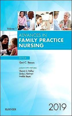 Portada del libro 9780323653688 Advances in Family Practice Nursing, Vol. 1-1