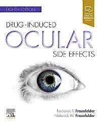 Portada del libro 9780323653756 Drug-Induced Ocular Side Effects. Clinical Ocular Toxicology