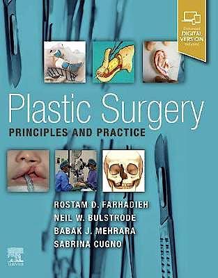 Portada del libro 9780323653817 Plastic Surgery. Principles and Practice (Includes Digital Version)