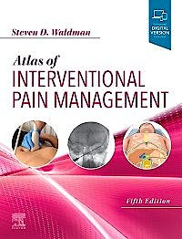 Portada del libro 9780323654074 Atlas of Interventional Pain Management (Print + Online)