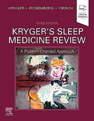 Portada del libro 9780323654173 Kryger's Sleep Medicine Review. A Problem-Oriented Approach (Print + Online)