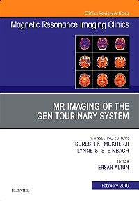 Portada del libro 9780323654739 MRI of the Genitourinary System (An Issue of Magnetic Resonance Imaging Clinics) POD