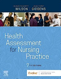 Portada del libro 9780323661195 Health Assessment for Nursing Practice