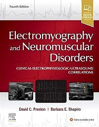 Portada del libro 9780323661805 Electromyography and Neuromuscular Disorders. Clinical-Electrophysiologic-Ultrasound Correlations (Print + Online)