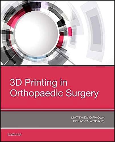 Portada del libro 9780323662116 3D Printing in Orthopaedic Surgery