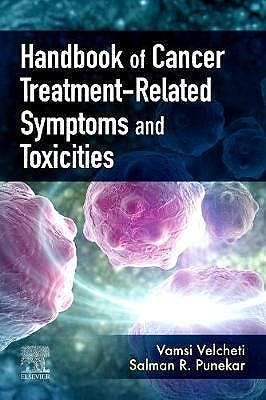 Portada del libro 9780323672412 Handbook of Cancer Treatment-Related Toxicities