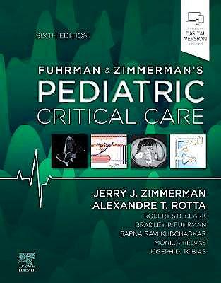 Portada del libro 9780323672696 Fuhrman and Zimmerman's Pediatric Critical Care